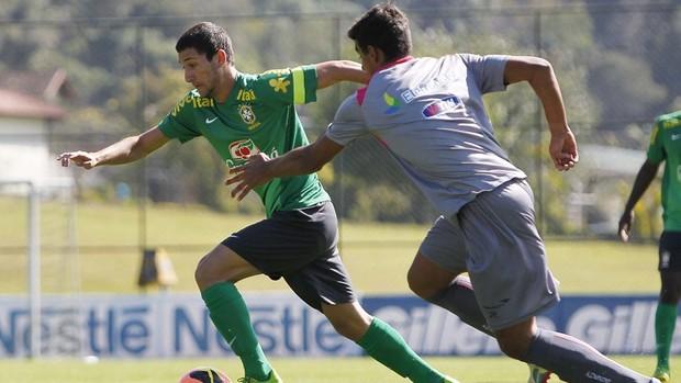 Gabriel Boschilia meia São Paulo Seleção Brasileira sub-17 (Foto: Rafael Ribeiro / CBF)