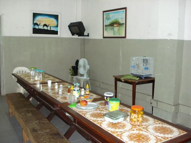 Ambiente luxuoso foi constatado durante inspeção realizada por magistrados (Foto: Reprodução/CNJ)