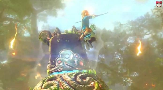 The Legend of Zelda para Wii U terá mundo aberto. (Foto: Reprodução)