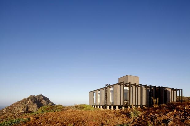 Tunquen House (Foto: Nico Saieh / divulgação)