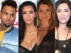 Assim como Kim Kardashian, relembre famosos vítimas de assaltos em casa