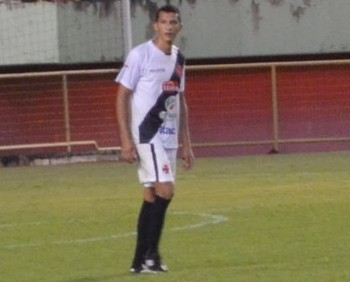 Diebby, zagueiro Vasco-AC (Foto: Duaine Rodrigues)