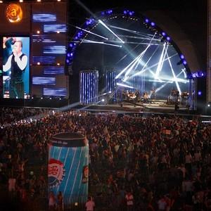 Planeta reúne 40 mil pessoas em dois dias de festival (Itamar Aguiar/Agência Preview/Divulgação)