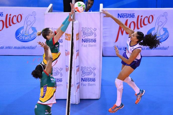 Osasco x Vôlei Bauru, Campeonato Paulista (Foto: João Pires / Fotojump)
