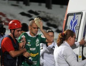 júlio terceiro luverdense (Foto: Antônio Carneiro/ Pernambuco Press)