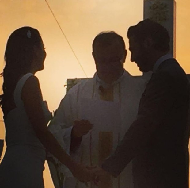 Casamento de Eva Longoria (Foto: Instagram / Reprodução)