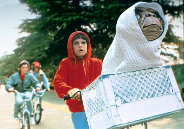 E.T. - O Extraterrestre (Foto: Reprodução)