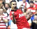 Na estreia oficial de Moyes, United fatura a Supercopa da Inglaterra