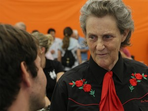Temple Grandin venceu o autismo e hoje ajuda outras pessoas a superarem a doença (Foto: Paulo Villas Boas/ Divulgação)