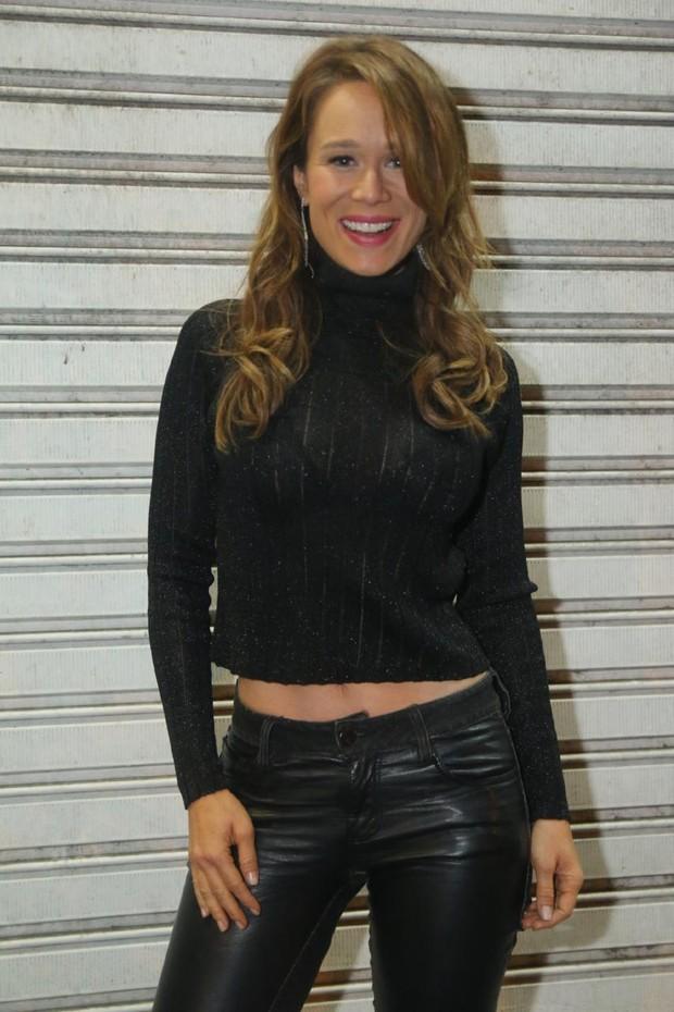 Mariana Ximenes (Foto: Daniel Pinheiro/AgNews)