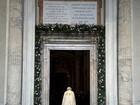 Papa dá início ao Ano Santo sob forte esquema de segurança
