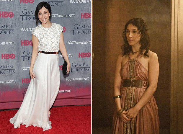 Game of Thrones - Sibel Kekilli (Foto: AFP | Divulgação)