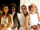 MEMÓRIA: Casal de Lado a Lado já se encontrou em Insensato Coração