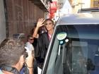 Ivete Sangalo chega para mais um dia de trio em Salvador; veja vídeo