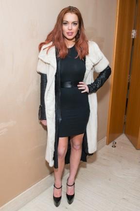 Lindsay Lohan (Foto: Michael Stewart/ Getty Images)