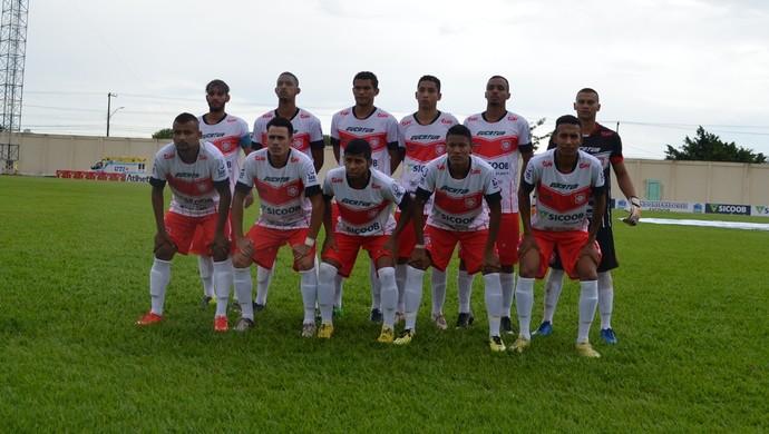 Guajará no Campeonato Rondoniense 2017 (Foto: Lívia Costa)