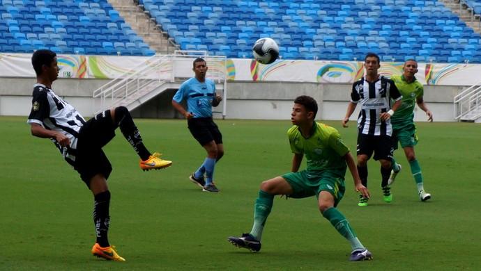 Alecrim x ABC Sub-19 (Foto: Augusto Gomes/GloboEsporte.com)