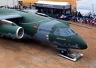 Embraer mostra maior avião já fabricado no país (Divulgação/ Embraer )