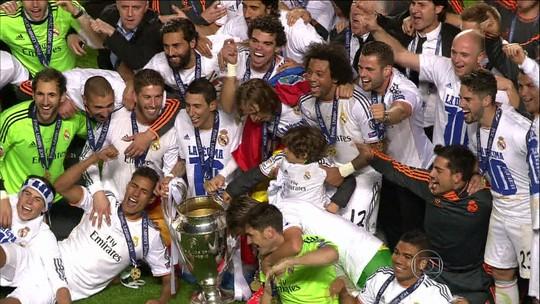 Sorteio define clássico entre Real e Atlético de Madrid nas semifinais da Champions
