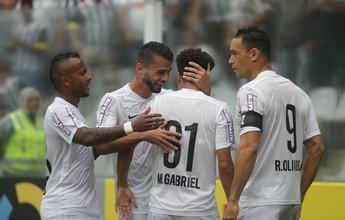 """Santos entra no G-4, e Carlos Cereto confia: """"Vai para a Libertadores"""""""