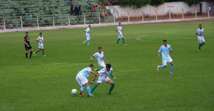 Confira como foi a quarta rodada do sub-18  (Foto: Paulo Júnior/Divulgação )