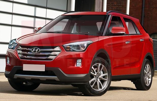 Hyundai HB20 terá versão SUV em 2014. Primeiramente, ele será importado (Foto: Renato Aspromonte/Autoesporte)