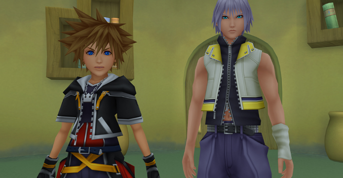 Kingdom Hearts HD 2.8 Final Chapter Prologue (Foto Divulgação/Square Enix)