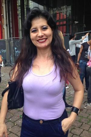Luciana Yueda (Foto: Juliana Pinho e Vitória Batistotti)