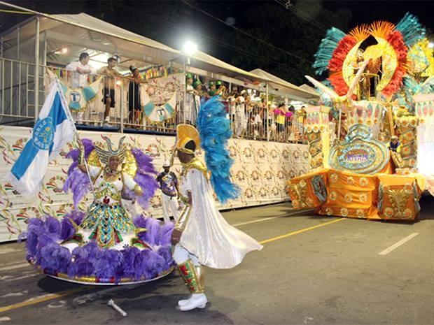 Rivais da Primavera Carnaval 2013 (Foto: Gil Velloso PJF/ Divulgação)