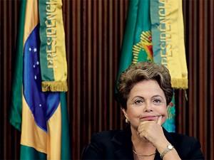 Dilma Rousseff (Foto: Ueslei Marcelino/Reuters)