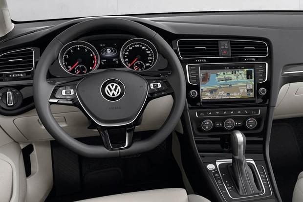 Volkswagen Golf Variant 1.4 TSI flex (Foto: Divulgação)