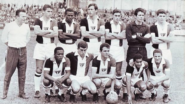 Camisa São Paulo uniforme tricolor (Foto: reprodução / site oficial do São Paulo)