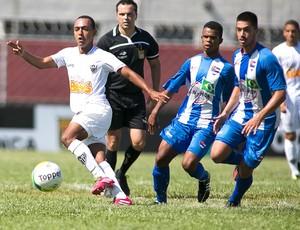 Dodô jogo Atlético-MG e Nacional Copa são paulo Júnior (Foto: Daniel Vorley / Agência Estado)