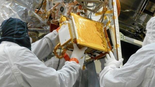 Sonda enviada para asteroide chegará de volta à Terra em 2023 (Foto: BBC/Nasa)