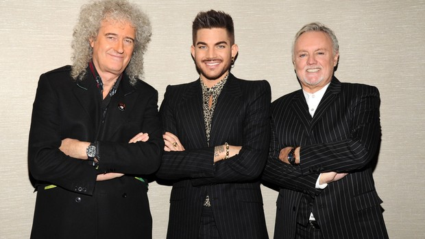 Queen + Adam Lambert (Foto: Multishow)