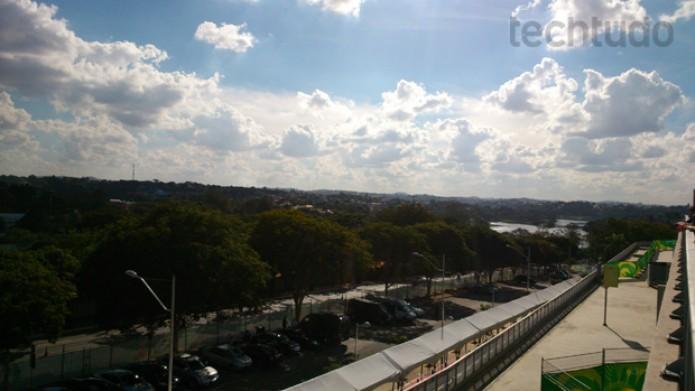 Exemplo de fotografia feita com o Xperia SP (Foto: Pedro Cardoso/TechTudo)