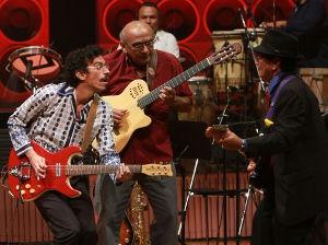 Show do Terruá em agosto de 2012, em Belém (Foto: Taiana Laiun/ Acervo pessoal)