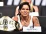 Amanda Nunes luta para manter o único cinturão do Brasil no UFC 213