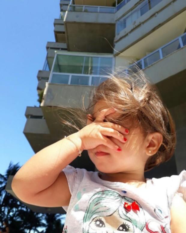 Maria Flor (Foto: Reprodução/nstagram)