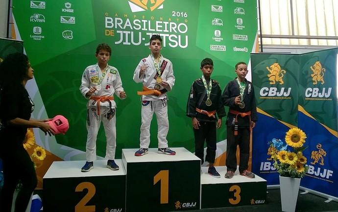 Jiu-Jitsu Amazonas (Foto: Divulgação)