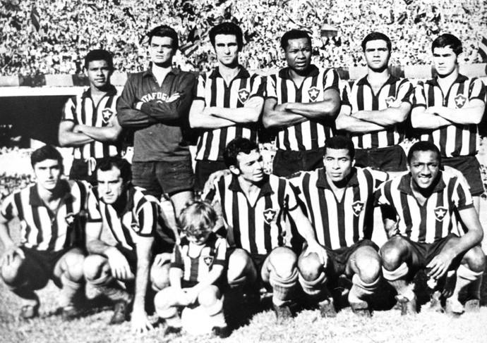 Botafogo 1968, Taça Guanabara (Foto: Agência Estado)