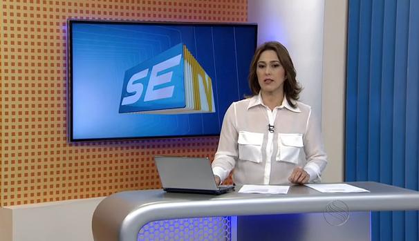 Susane Vidal apresenta o SETV 2ª Edição nesta terça-feira, 13 (Foto: Divulgação / TV Sergipe)