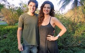 Mayana Neiva e Alexandre Slaviero querem Armandinho e Desirée juntos