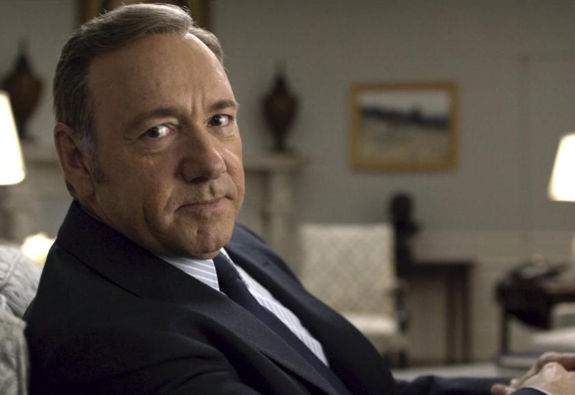 Frank Underwood, protagonista de 'House of Cards' (Foto: Reprodução/Netflix)