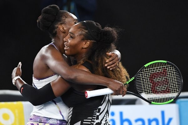 Serena Williams faz história ao vencer  o Grand Slam da Austrália  (Foto: Getty Images)