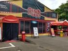 Sala de cinema itinerante exibe filmes de graça em Ribeirão Preto