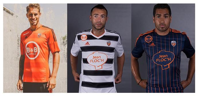 Veja todas as camisas das equipes do Campeonato Francês de 2015 2016 ... 39b2cb536d9a8