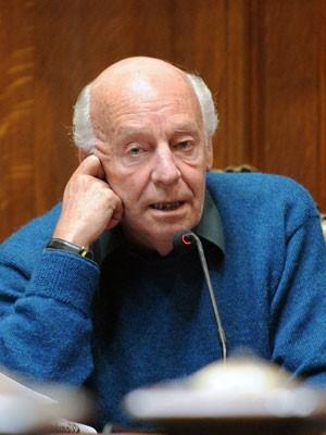 Escritor uruguaio Eduardo Galeano (Foto: Pablo Porciuncula/AFP)