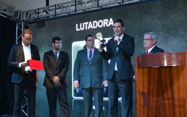 Prêmio Osvaldo Paquetá (Foto: Ivan Raupp)