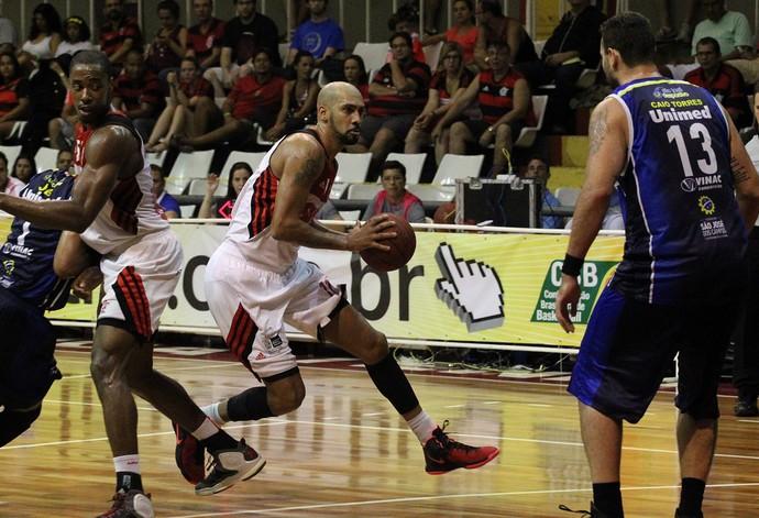 Flamengo x São José playoffs NBB - Marquinhos (Foto: Gilvan de Souza / Flamengo)